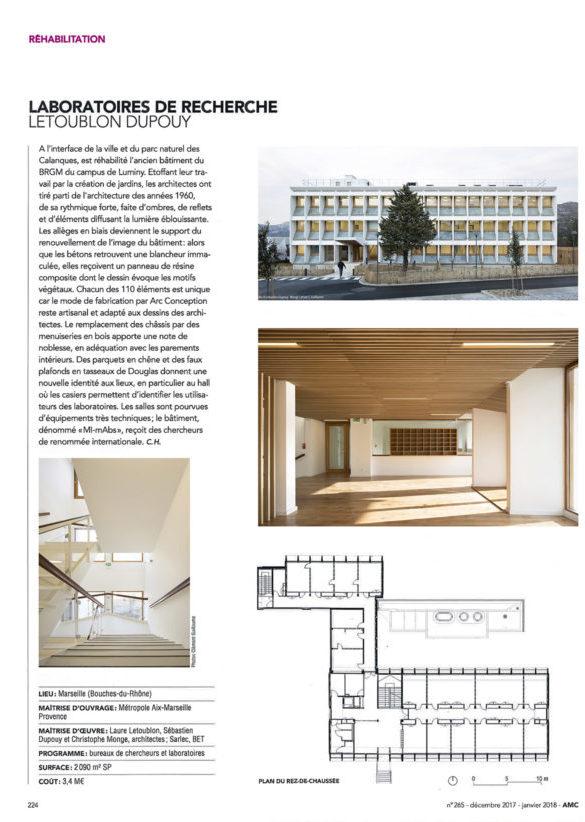 MI-mAbs - Annuel Architecture 2017 - AMC_2 ld
